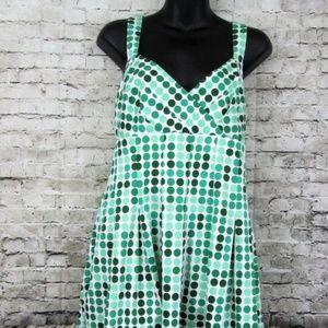 Calvin Klein Retro Style Dress Size 12